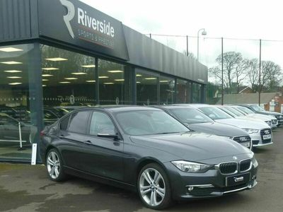 used BMW 320 3 Series 2.0 d Luxury xDrive (s/s) 4dr