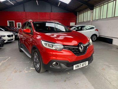 used Renault Kadjar 1.5 dCi Dynamique S Nav EDC (s/s) 5dr