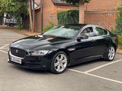 used Jaguar XE 2.0d Portfolio Auto (s/s) 4dr