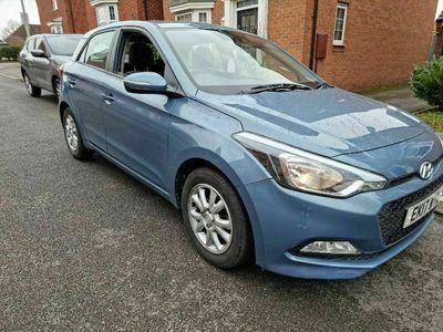 used Hyundai i20 1.4 SE Auto 5dr