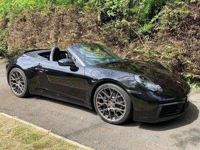 used Porsche 911 Carrera 4 Cabriolet 911 992 PDK 2019