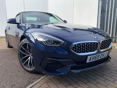 used BMW Z4 ROADSTER sDrive 30i Sport 2dr Auto