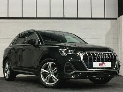 used Audi Q3 S line 2.0 5dr