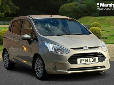 used Ford B-MAX 1.0 EcoBoost Titanium 5dr Hatchback 2014