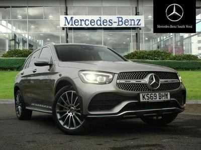 used Mercedes GLC300 Glc-Classd 4MATIC AMG Line Premium 2.0 5dr