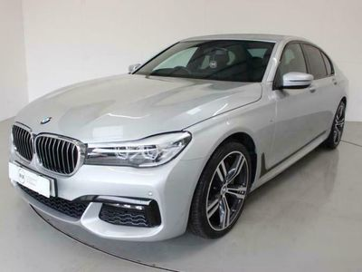 used BMW 730 7 SERIES 3.0 D M SPORT 4d AUTO-1 OWNER CAR-HEATED FRONT diesel saloon