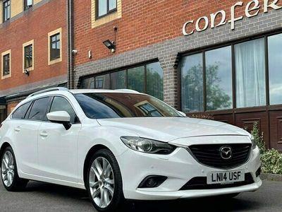 used Mazda 6 Estate 2.2d Sport Nav 5d