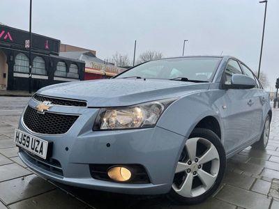 used Chevrolet Cruze 1.8 i LT 4dr