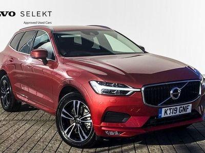 used Volvo XC60 2019 Glasgow 2.0 D4 Momentum Pro 5Dr Awd