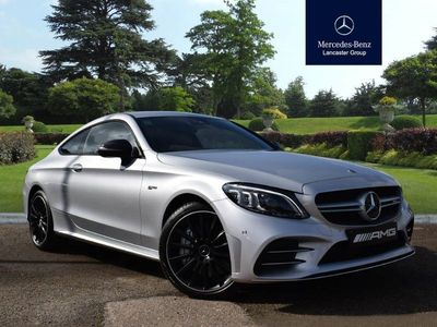 used Mercedes C43 AMG C Class4Matic 2dr 9G-Tronic