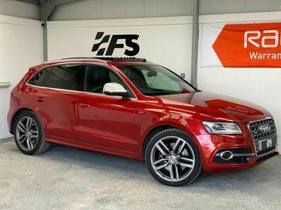used Audi SQ5 3.0 BiTDi Tiptronic quattro 5dr