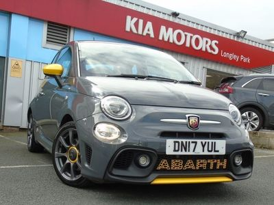 used Abarth 595 1.4 T-Jet 145 3dr