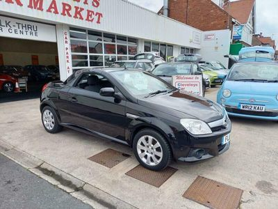 used Vauxhall Tigra 1.4i 16V 2-Door FINANCE WITH £0 DEPOSIT, FOR £65 PER MONTH