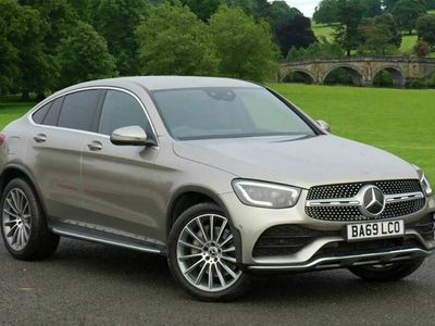 used Mercedes E300 GLC Coupe GLC d 4Matic AMG Line Premium 5dr 9G-Tronic SUV 2020