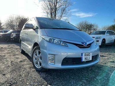 used Toyota Estima Hybrid 2.4 HYBRID ELECTRIC-PETROL AUTO 4WD 5-Door