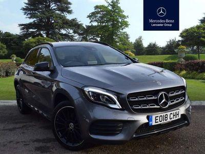 used Mercedes GLA220 GLA4Matic Amg Line Premium 5Dr Auto