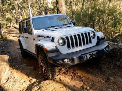 used Jeep Wrangler 4Dr 2.2 200hp Mtjt II Rubicon