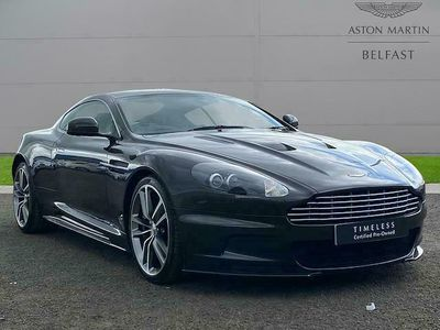 used Aston Martin DBS 6.0