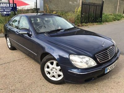 used Mercedes S320 S Class 3.24dr