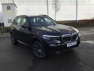 used BMW X5 X5 SeriesxDrive30d M Sport 3.0 5dr