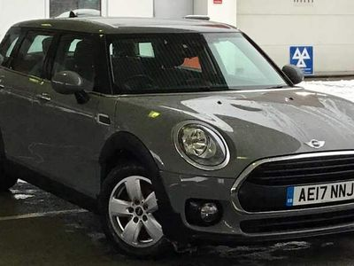 used Mini One Clubman 1.5 D 6dr