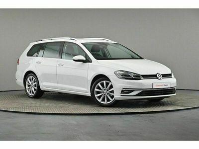 used VW Golf Estate GT Edition 1.5 TSI 150PS 7-speed DSG 5 Door