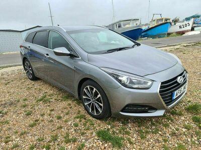 used Hyundai i40 1.7 CRDi Blue Drive SE Nav Business Tourer DCT (s/s) 5dr