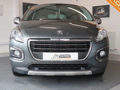 used Peugeot 3008 Estate 1.6 BlueHDi (120bhp) Allure 5d