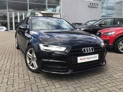 used Audi A6 Saloon S line 2.0 TDI ultra 190 PS 6-speed