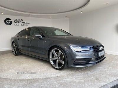 used Audi A7 S Line Black Ed Tdi Qu