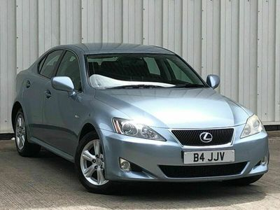 used Lexus IS220d 2.2 TD 4dr