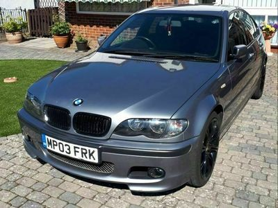 used BMW 325 3 Series 2.5 i Sport 4dr