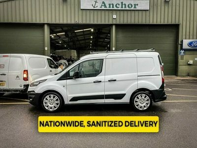 used Ford Transit Connect Crew Cab SWB L1H1 220 95hp Tdci Alloys NO VAT, 2014 (64)