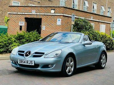 used Mercedes SLK200 SLK 1.8Kompressor 2dr