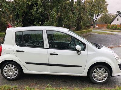 used Renault Modus Hatchback 1.2 Expression 5d (AC) (Euro 4)