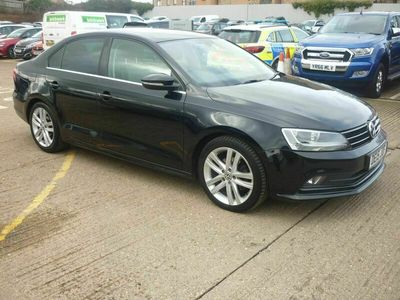 used VW Jetta 2.0 TDI BlueMotion Tech GT (s/s) 4dr