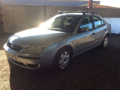 used Ford Mondeo 1.8 LX 5dr