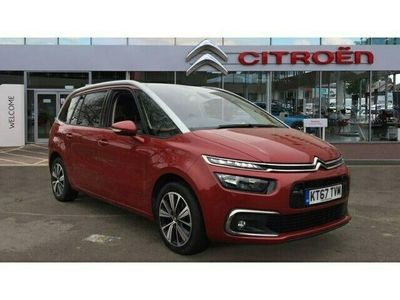 used Citroën Grand C4 Picasso 1.6 BlueHDi Flair 5dr