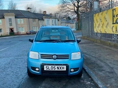 used Fiat Panda 4x4 1.2 4x4 5dr,TRADE IN TO CLEAR 10 Months MOT unusual car