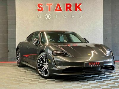 used Porsche Taycan 93.4kWh 4S Performance Auto 4WD 4dr