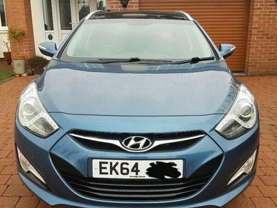 used Hyundai i40 1.7 CRDi Premium 5dr