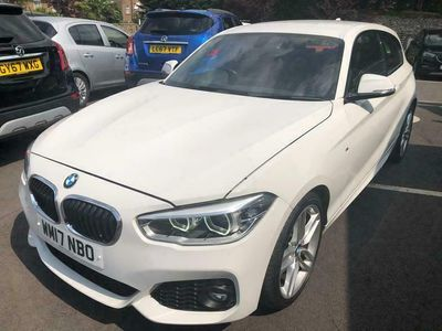 used BMW 118 1 Series 2.0 d M Sport (s/s) 3dr