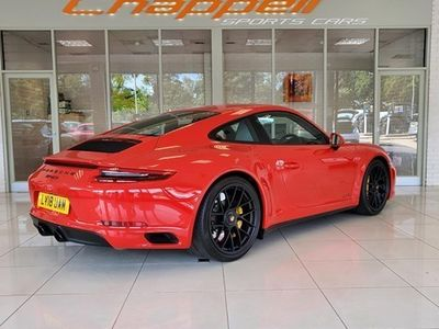 used Porsche 911 Carrera GTS Coupe 2d