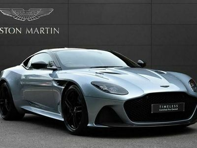 used Aston Martin DBS Superleggera V12 TOUCHTRONIC 5.2 2dr