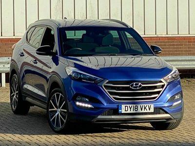 used Hyundai Tucson 1.6 T-GDi GO! SE DCT 5dr