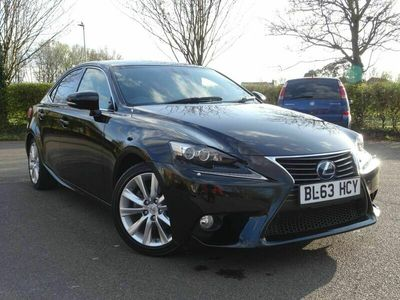 used Lexus IS300 2.5 Sport E-CVT 4dr