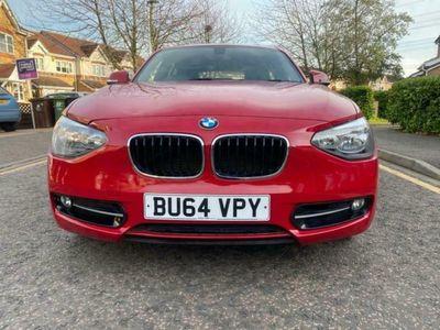 used BMW 118 1 SERIES i SPORT hatchback