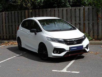 used Honda Jazz 1.5 i-VTEC Sport 5dr CVT
