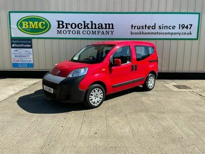 used Fiat Qubo 1.4 Active 5dr