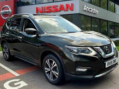 used Nissan X-Trail 1.6 DiG-T N-Connecta 5dr